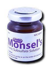 Monsel's Solution